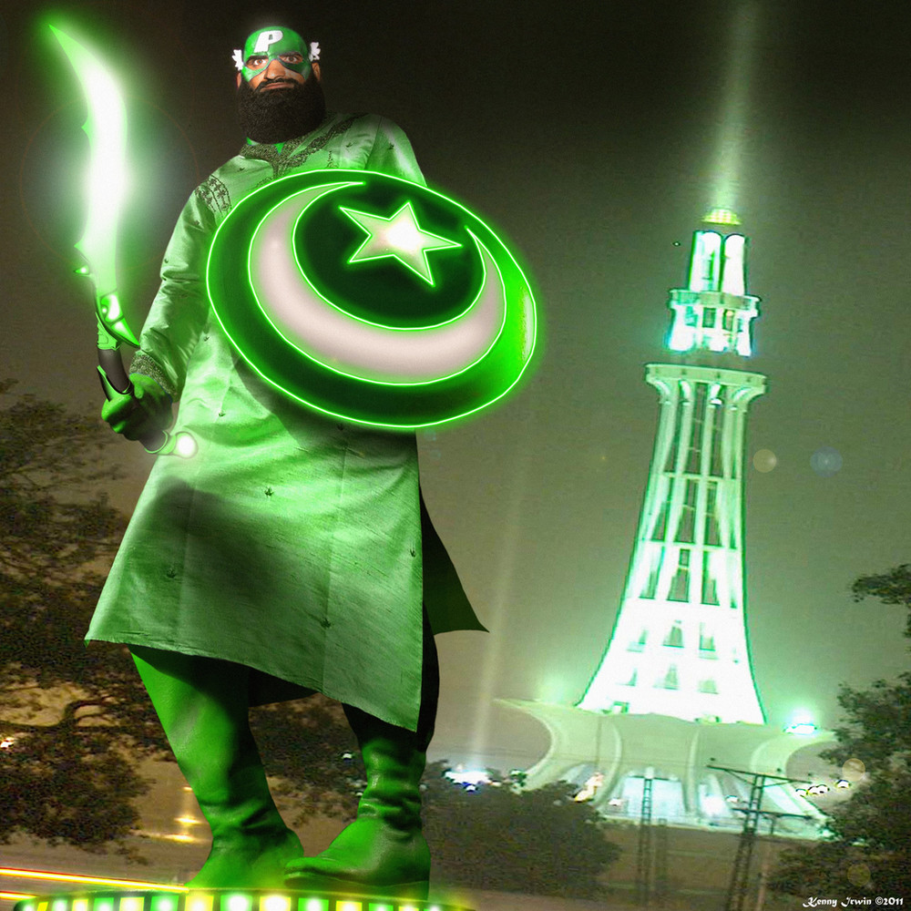 """Futuristic Pakistan"""