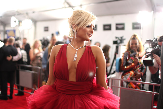 Bebe Rexha attends the 61st Annual GRAMMY Awards at Staples Center on February 10, 2019 in Los Angeles, California. (Photo by Rich Fury/Getty Images for The Recording Academy)