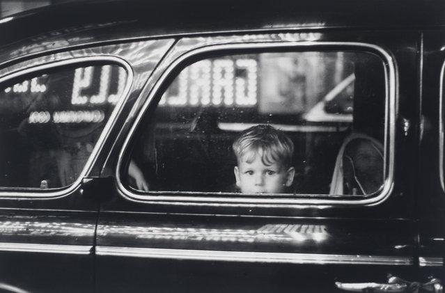 Pittsburgh, Pennsylvania, 1950. (Photo by Elliott Erwitt/Harry Ransom Center Collection/Magnum Photos)