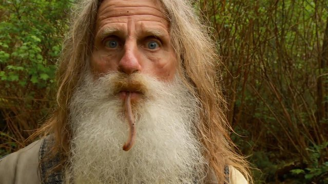 "Mick Dodge AKA ""The Barefoot Sensei"