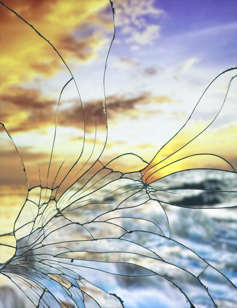 Broken Mirrors by Bing Wright