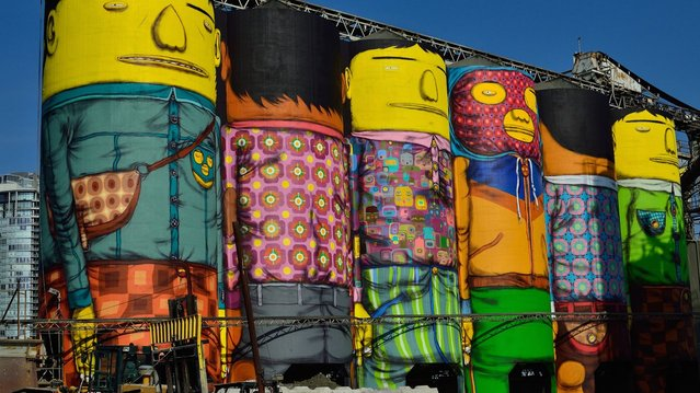 Street Art By Os Gemeos