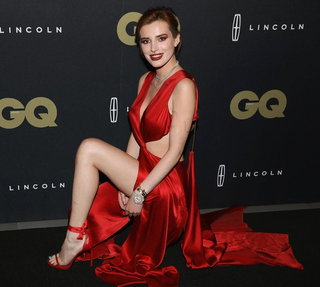 American actress and singer Bella Thorne attends the GQ Mexico Men of The Year Awards 2017 on October 26, 2017 in Mexico City, Mexico. (Photo by Victor Chavez/Getty Images)