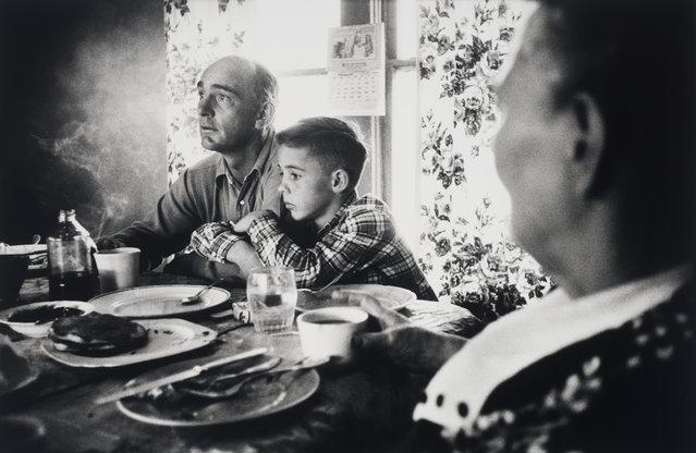 Douglas, Wyoming, 1954. (Photo by Elliott Erwitt/Harry Ransom Center Collection/Magnum Photos)
