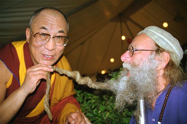 Dalai Lama & Dean Evenson