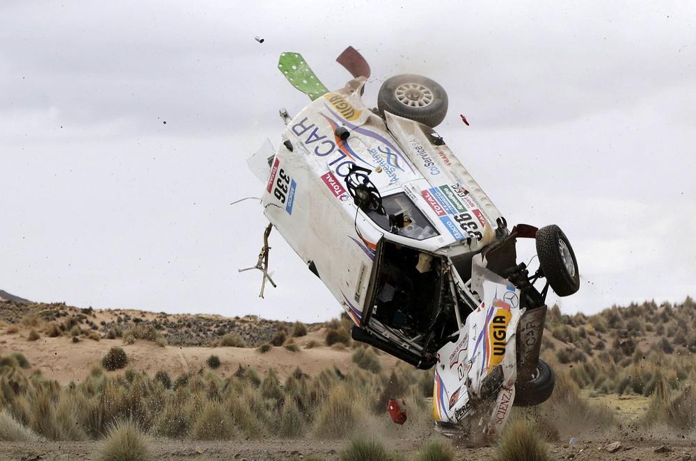 The Dakar Rally 2015, Part 3