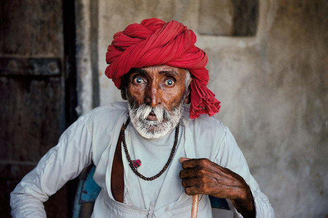 Rajasthan, India. (Photo by Steve McCurry)
