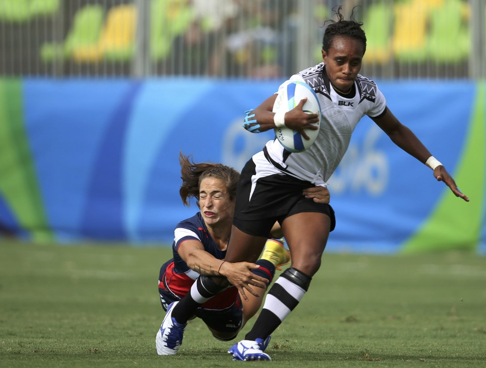 2016 Rio Olympics: Rugby