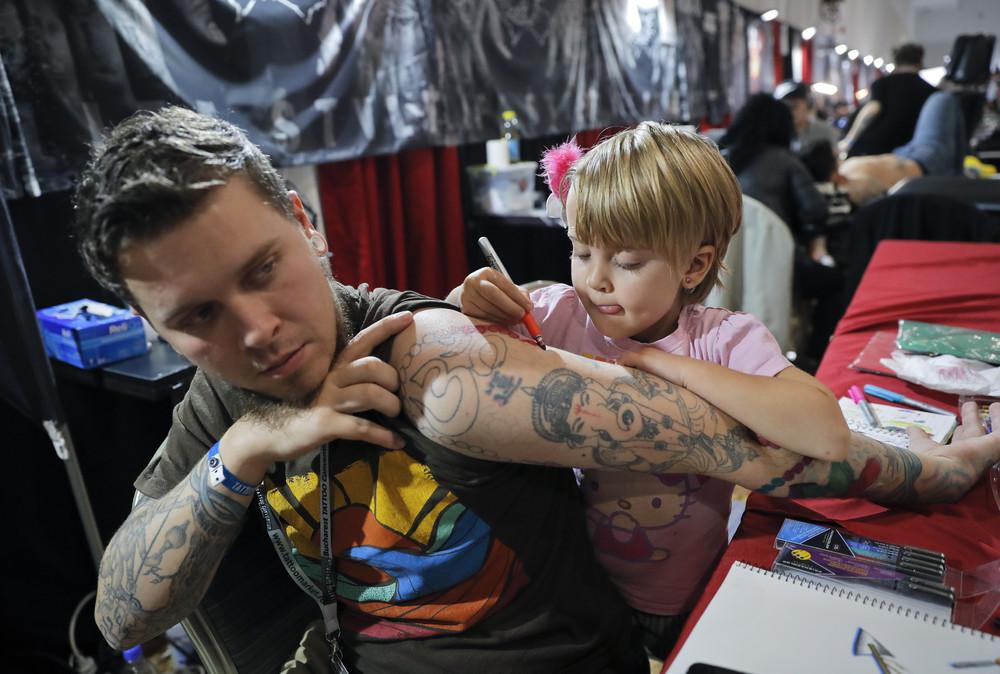International Tattoo Convention in Bucharest