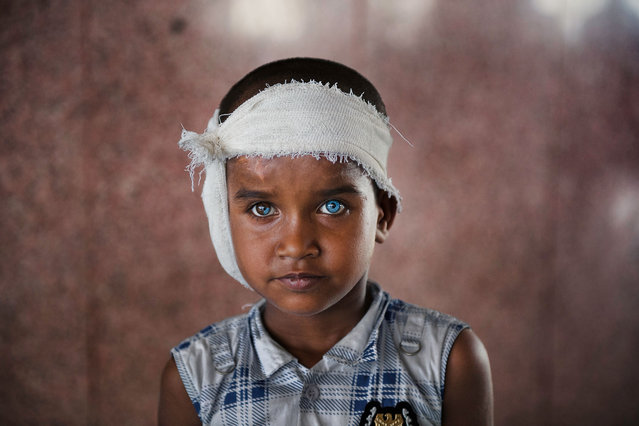India. (Photo by Steve McCurry)