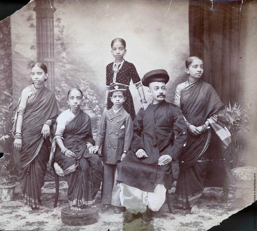 India In The 19th Century. Part II