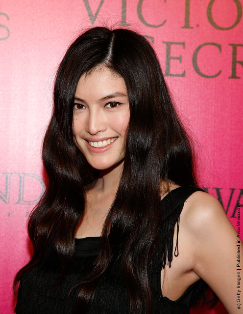 Model Sui He attends the 2011 Victoria's Secret Fashion Show After Party