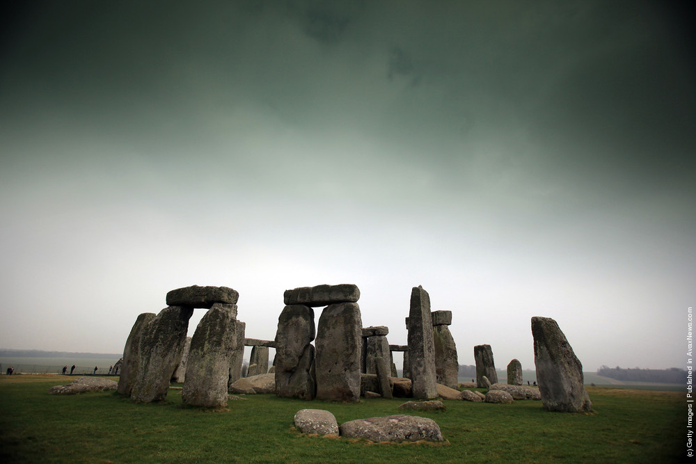 Stonehenge Considered an Olympic 2012 Tourist Attraction