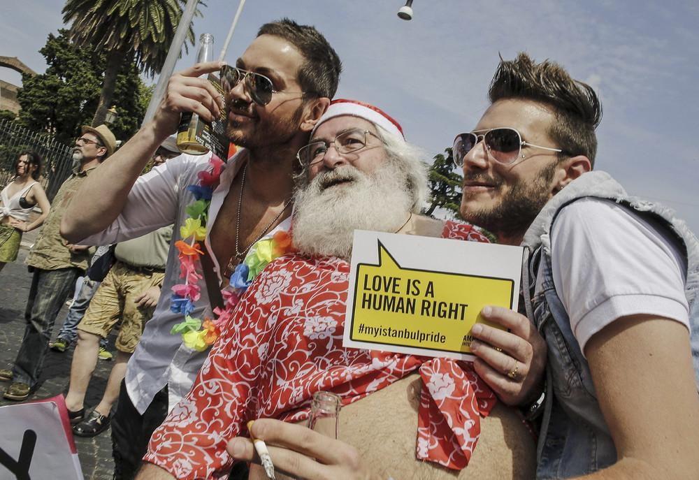 Gay Pride Events this Week