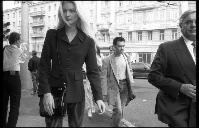 Moscow, 1997. (Igor Mukhin)