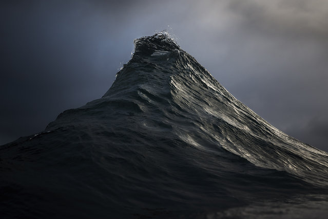 Collins says it's hard to fathom the balance between his life underground and his life with the ocean. (Photo by Ray Collins)