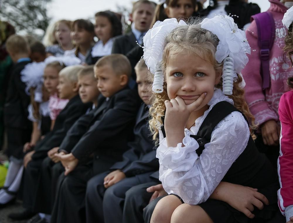 September 1 in Eastern Ukraine