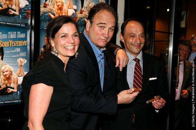 Michele Sherman, Jim Belushi and Bill Sherman
