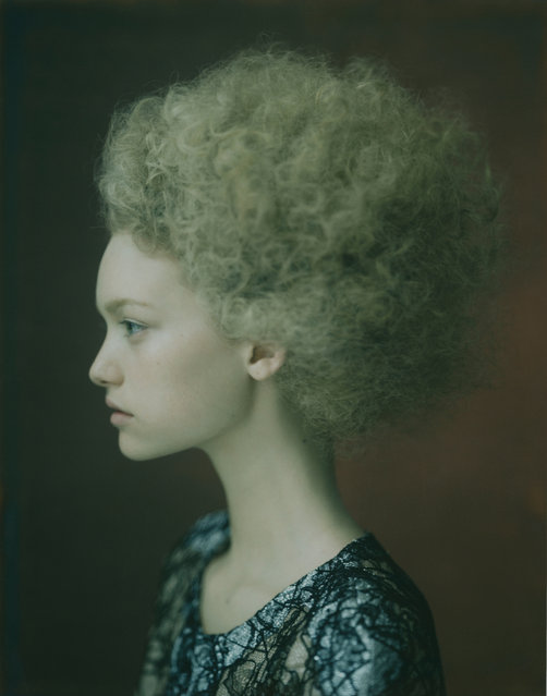 Paolo Roversi – Gemma, New York 2004. (Photo by Paolo Roversi/The Guardian)