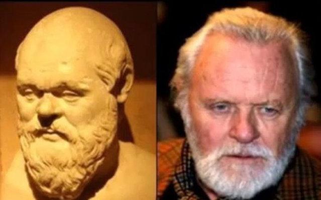 Historical Celebrity Doppelgangers