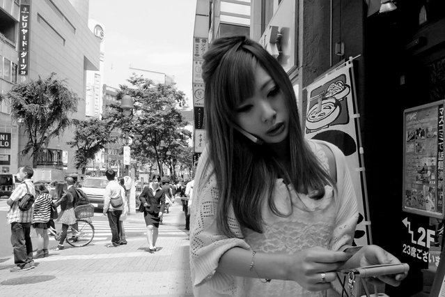 Shibuya, 2012. (Davide Filippini)