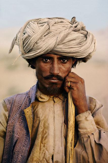 Pakistan. (Photo by Steve McCurry)