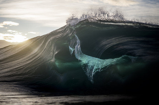 Collins first began photographing in 2007 when he bought a camera to shoot his friends surfing around his home. (Photo by Ray Collins)