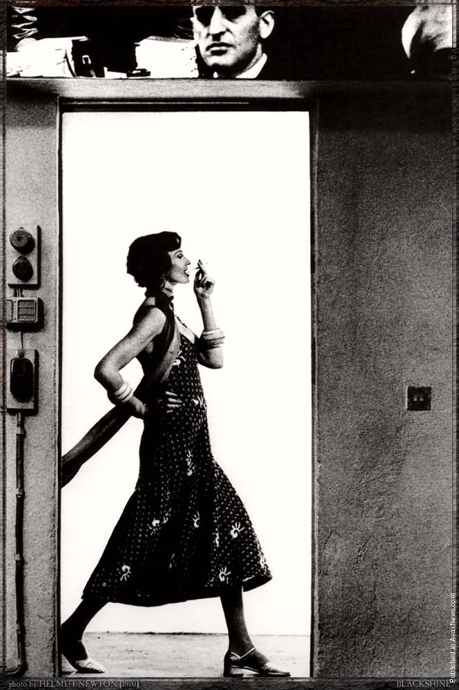 Photographers: Helmut Newton. Part II
