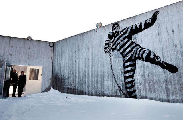 Halden prison 2009