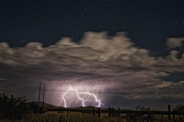 8 Sept, 2011. Davis Road Cochise County, Arizona