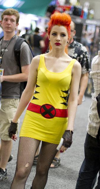 Ulorin Vex as Wolverine
