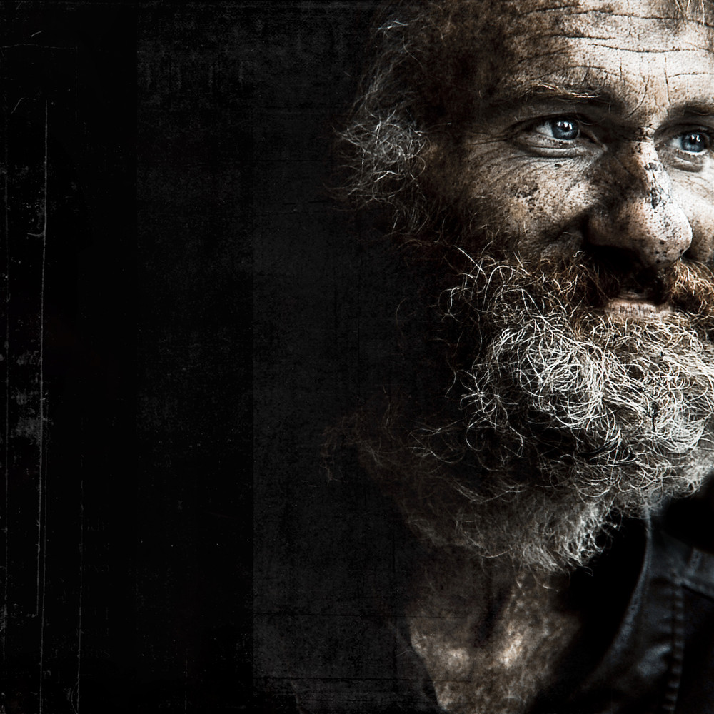 Magnificent Photo Portraits by Lee Jeffries