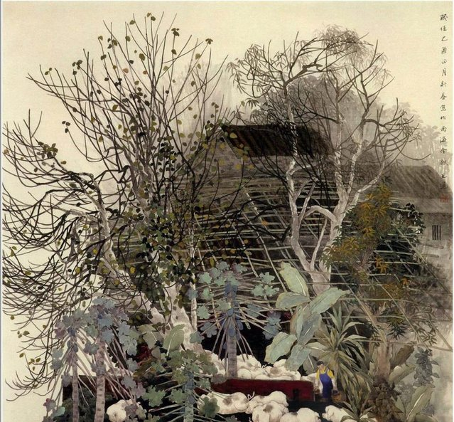 Art by Chen YuLian