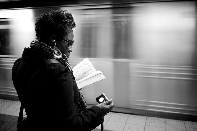 """""""NYC #26. 10:00"""". (Thomas Leuthard)"""