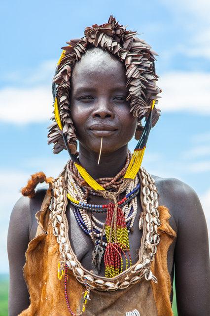 """Karo women"". Location: Africa, Ethiopia . (Photo and caption by Marina Kravchuk/National Geographic Traveler Photo Contest)"