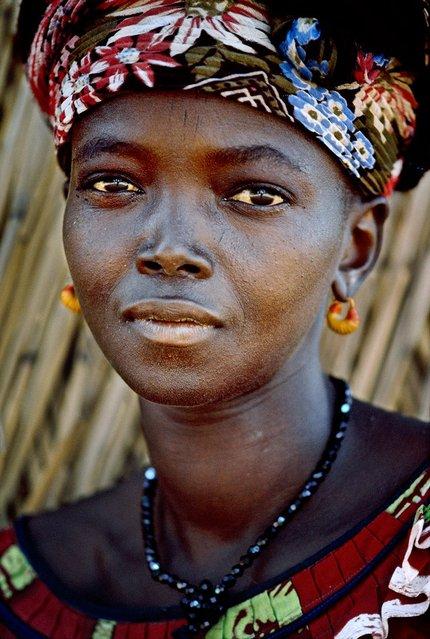 Mali. (Photo by Steve McCurry)