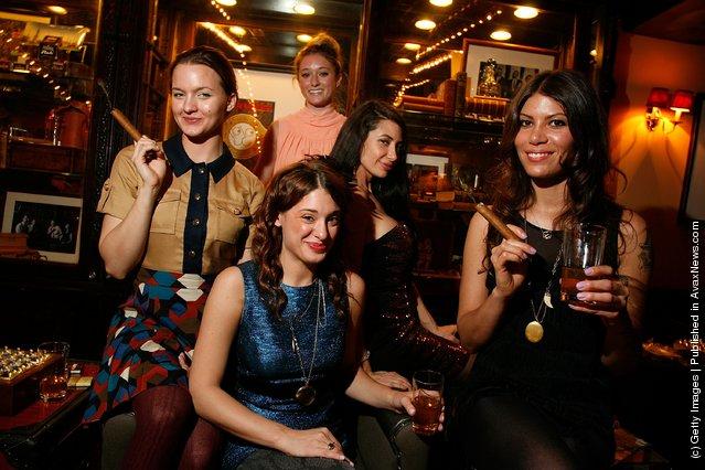 Tanya Fischer, Ashley Stanton, Megan Miller, Lynne Marie Volk and Dawn Dunning