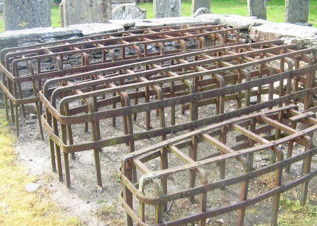 Mortsafe - Protection From The Dead