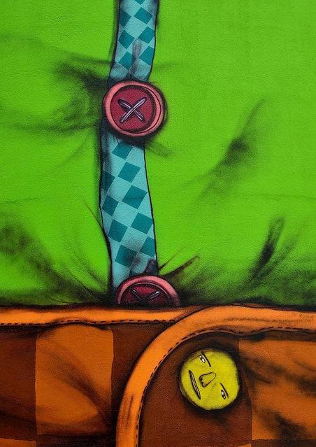 Street Art By Os Gemeos