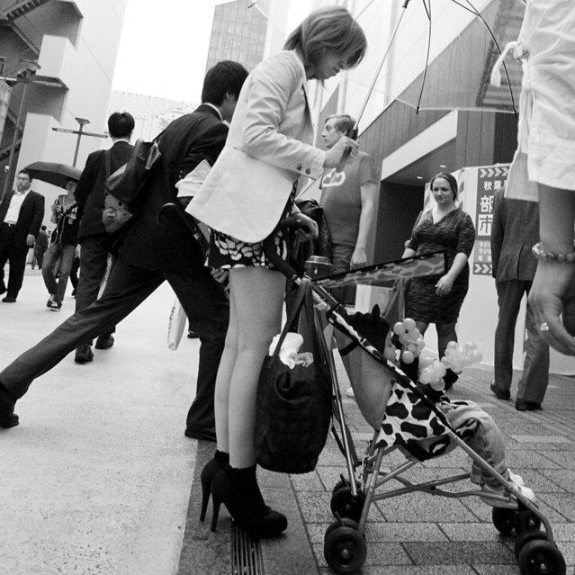 Some things going on in Akihabara, 2012. (Davide Filippini)