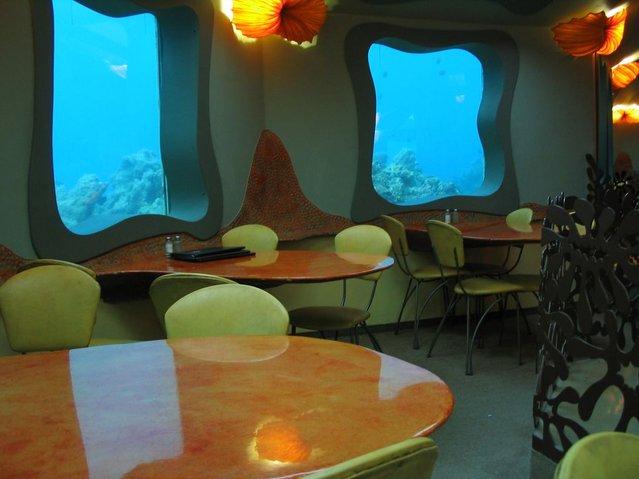 Restaurant Red Sea Star, Eilat, Israel