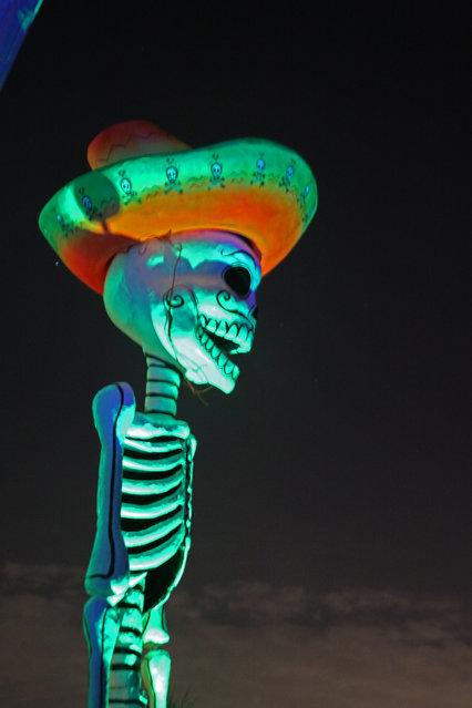 Dia De Los Muertos - 2010
