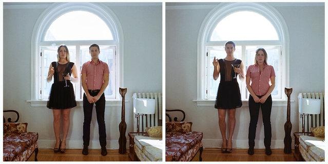 Switcheroo Photo Project by Hana Pesut