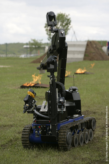 European Land-Robot Trial (ELROB), Military robot, TEL 620 teodor