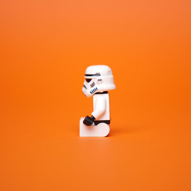 Star Wars Photographs By Mike Stimpson