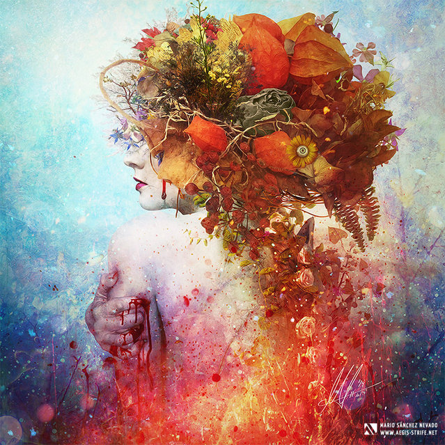 Digital Art Вy Mario Sanchez Nevado