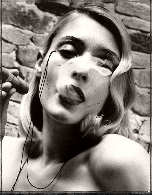 Photographers: Helmut Newton