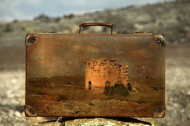 Memory Suitcase By Yuval Yairi