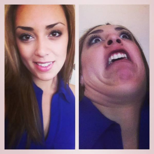 Pretty Girls Making Ugly Faces Part 2