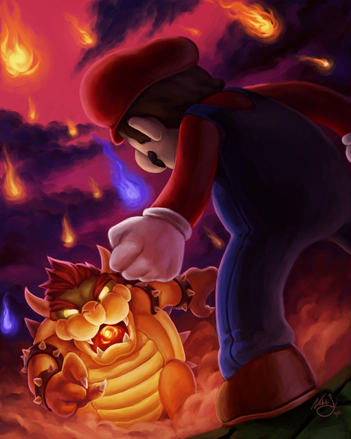 Bowser by Nat S.